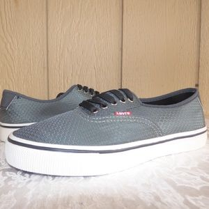 Levi's Jordy Energy 2.0 Sneakers, Charcoal, 8.5, M